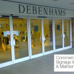 Commercial Signage Installation & Maintenance